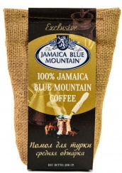 "Кофе молотый Jamaica Blue Mountain ""Exclusive"""